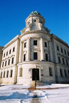 Manitoba Law Courts building