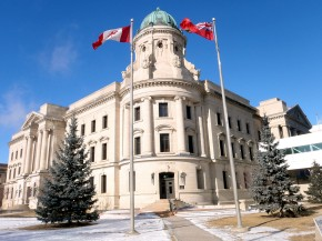 (Winnipeg's Old Law Courts Building)